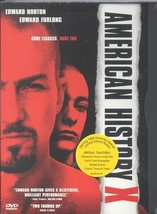 AMERICAN HISTORY X NEW DVD - $23.90