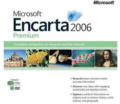 Microsoft Encarta Premium 2006 (LB) [OLD VERSION] - $49.99
