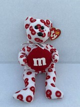 Ty Beanie Baby - Red The M&M's Bear 2008 - Retired - $19.70