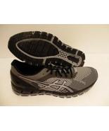 Asics Homme Gel Quantum 360 Tricot Chaussures Course Gris Moyen - $157.35