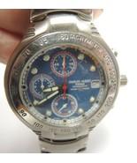 Charles-Hubert, Paris Men's3 Register Stainless Steel Chronograph - $56.99