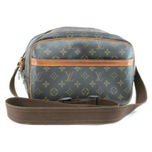 LOUIS VUITTON Monogram Reporter PM Shoulder Bag M45254 LV Auth 8314 - $298.00