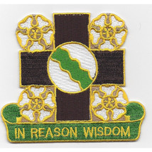 Army 817TH Medical Evacuation Hospital Embroidered Patch - $17.09