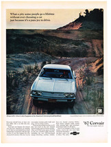 Vintage 1967 Magazine Ad for Corvair 500 Sport Coupe Joy to Drive Low Price - $5.93