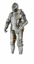 Medieval Armor Suit Of King Henry Viii Of England (Reigned 1509–47),Ca. ... - $723.65