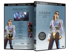 Michael Jackson : Dangerous Tour Live In Ludwigshafen DVD - $20.00