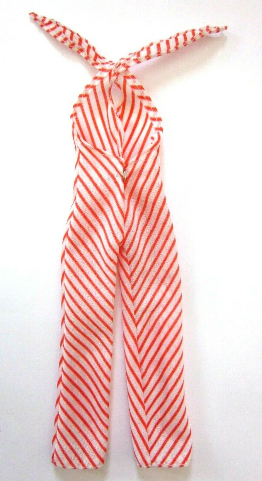 Primary image for Vintage Barbie 1977 Best Buy #9958 Outfit ~ Red & White Striped Jumpsuit ~ MINT