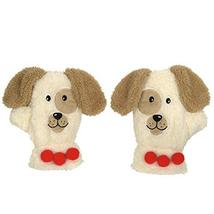 Department 56 Kids' Dog, Multicolor, Mittens - $24.95