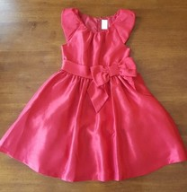 Gymboree Girls Dress RED Size 6 Holiday Special Occasion Valentine's Day Party  - $15.88