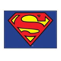 Superman Symbol Magnet Blue - $7.98