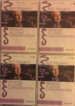 Bill Moyers - Genesis : A Living Conversation - PBS Series  - 4 DVD set - $9.95