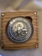 1 oz. 999 Fine Silver High Relief Zodiac Round - Aries - In a Box - IN S... - $69.29