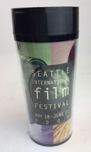 STARBUCKS 2000 16 OZ BeverageTumbler SEATTLE INTERNATIONAL FILM FESTIVAL - $14.72