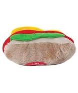Aspen Pet Products Soft Bite Hot Dog Toy, Medium - £13.71 GBP