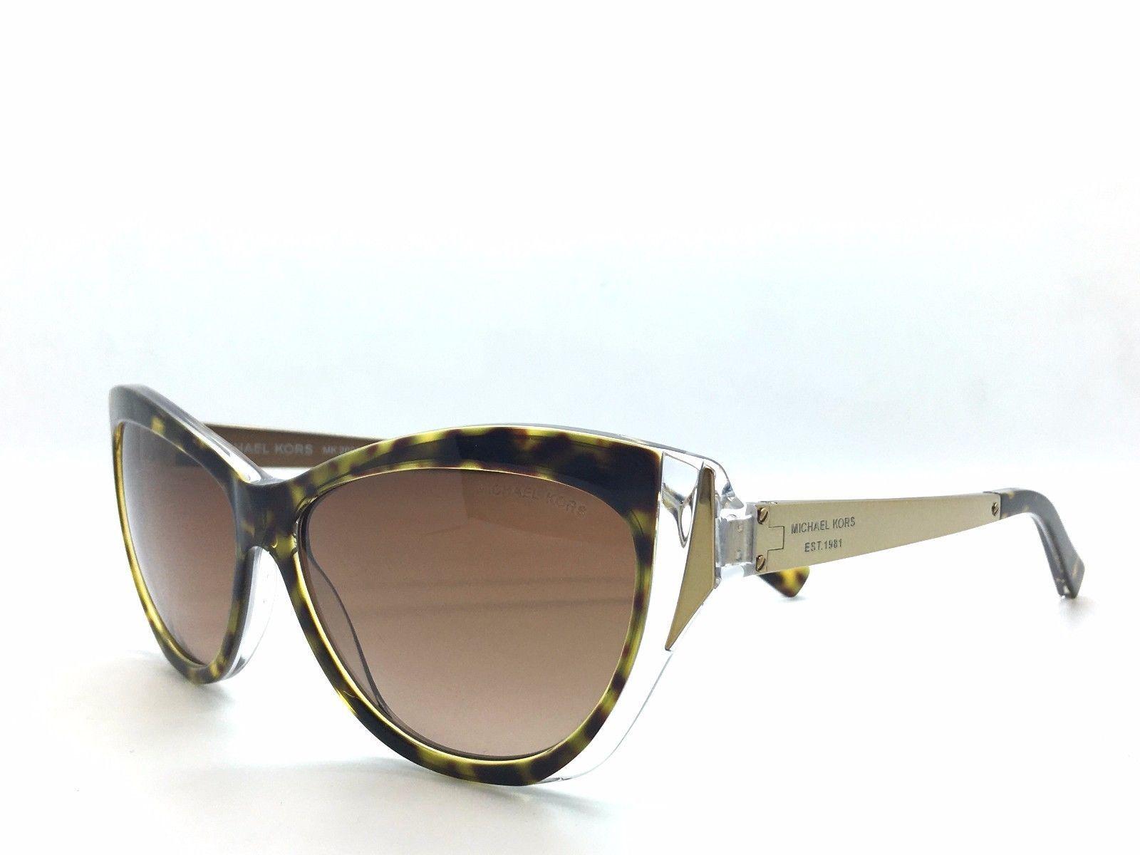 a7120fd064d36 57. 57. Previous. Michael Kors MK 2005 303413 Caneel Tortoise Crystal New  Authentic Sunglasses · Michael ...
