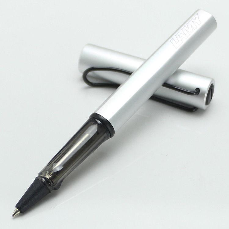 Lamy AI-star Silver Roller Ball Pen + Fountain Pen for choose