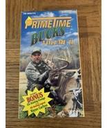 Primetime Bucks Volume II VHS - $164.52
