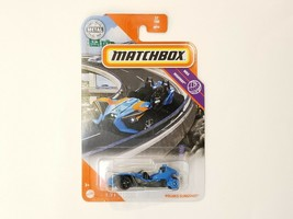 Matchbox 2020 Blue Polaris Slingshot  #57/100  GKL16-4B10