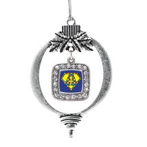 Inspired Silver Super Autism Awareness Classic Holiday Decoration Christmas Tree - $14.69