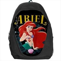 backpack ariel mermaid school bag - $41.79