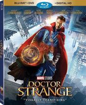 Doctor Strange [Blu-ray + DVD, 2017]