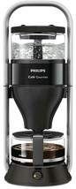 Philips Café Gourmet Hd5408/20 - Coffee Maker Independent Ground 1300W Black - $407.95
