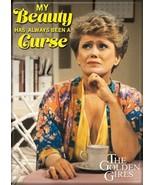 The Golden Girls TV Series Blanche My Beauty A Curse Photo Refrigerator ... - $3.99
