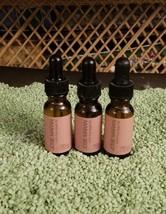 (3) Josie Maran 100% PURE Argan Oil Travel Size .50oz NEW No Box - $21.37
