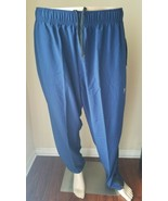 FILA Sport TruDry Navy Bay Blue Woven Running Pants Joggers Sweatpants T... - $29.53