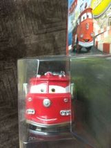 Sealed 2010 Mattel Pixar Disney Cars RED THE FIRETRUCK deluxe you figure  image 5