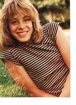 Leif Garrett teen magazine pinup clipping vintage 1970's stiped shirt grass Bop