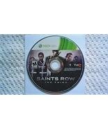 Saints Row: The Third (Microsoft Xbox 360, 2011) - $4.45
