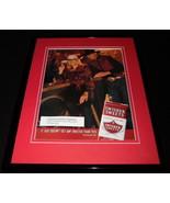 2001 Swisher Sweets Little Cigars Framed 11x14 ORIGINAL Advertisement - $32.36