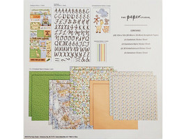 The Paper Studio Little Safari Papercrafting Kit, Kids, Scrapbooking #575811 image 2