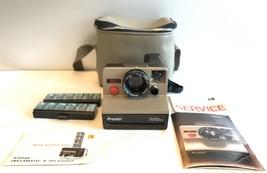 Kodak Polaroid Pronto Sears Special SX-70 Land Camera with Flashes Manua... - $48.75