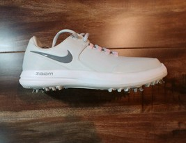 New Women's Nike Air Zoom Accurate Golf Shoes 909735-002 7.5 W Pale Gray... - $45.53