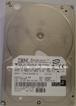 """10GB 3.5"""" IDE 40PIN Hard Drive IBM IC35L010AVER07-0 Tested Good Our Drives Work"""