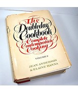 The Doubleday cookbook : complete contemporary cooking [Unknown Binding]... - $29.69
