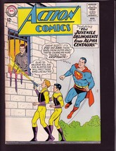 ACTION COMICS #315 1964-SUPERMAN-DC COMICS SUPERGIRL G/VG - $25.22