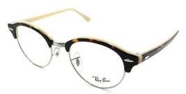 Ray-Ban Rx Eyeglasses Frames RB 4246V 5239 47-19-140 Top Havana on Opal ... - $91.92