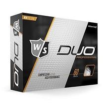 Wilson Staff Wilson Staff Duo PRO 12-Ball WH White - $35.26