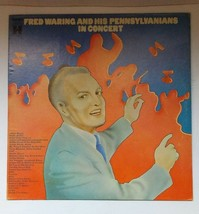 Vintage Record Album Fred Waring and his Pennsylvanians (HS 11363) In Co... - $9.49
