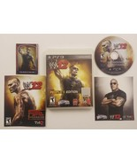 WWE '12 - The People's Edition The Rock PlayStation 3 PS3, 2011 Manual i... - $39.15