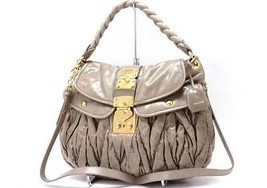 AUTHENTIC MIUMIU Matelasse Lux 2Way Shoulder Ba... - $570.00