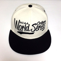 NCAA College World Series 2011 Cream/Black 2Tone Snapbacks Cap - $15.83
