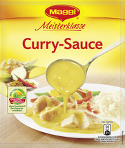 Maggi FIX: Curry Sauce in a pack -PACK of 1 - Made in Germany - $2.92