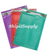 3-300 #0 6.5x10 ( Purple Teal & Red ) Combo Col... - $3.46 - $69.29