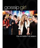 GOSSIP GIRL-COMPLETE 1ST SEASON (DVD/5 D DVD) - $5.23