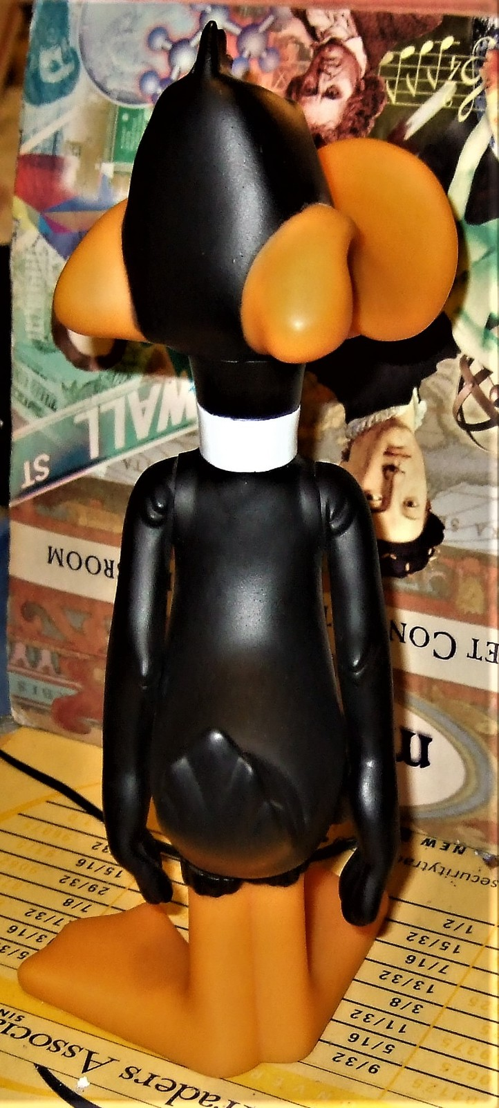 Daffy Duck Action Figure - Articulated Arms Looney Tunes Warner Bros.