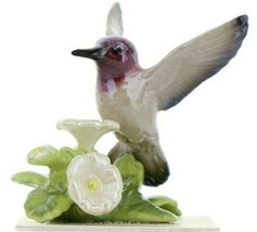 Hagen Renaker Miniature Bird Hummingbird Ceramic Figurine
